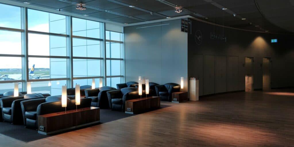 Lufthansa Senator Lounge Frankfurt C 3