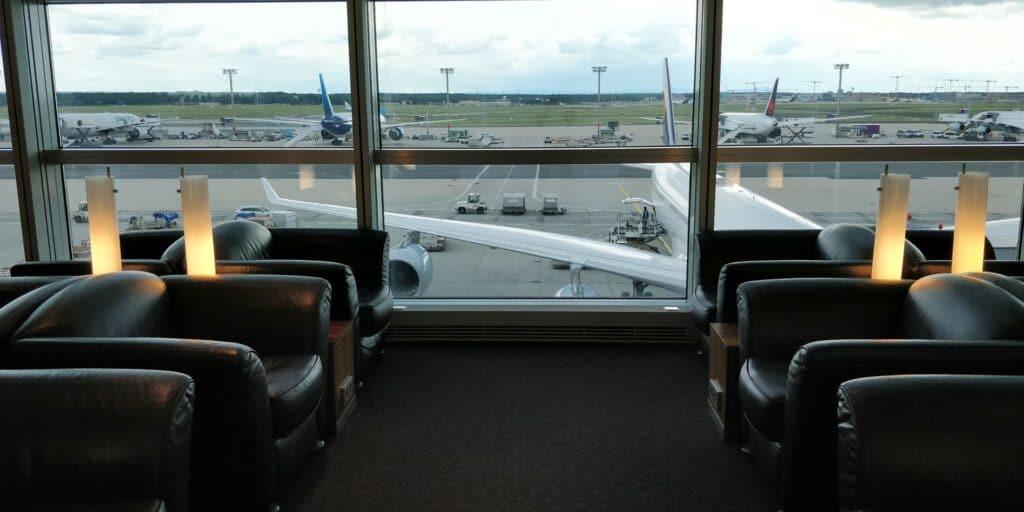 Lufthansa Senator Lounge Frankfurt C 5