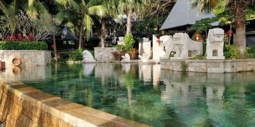 Mandarin Oriental Sanya Adult Pool