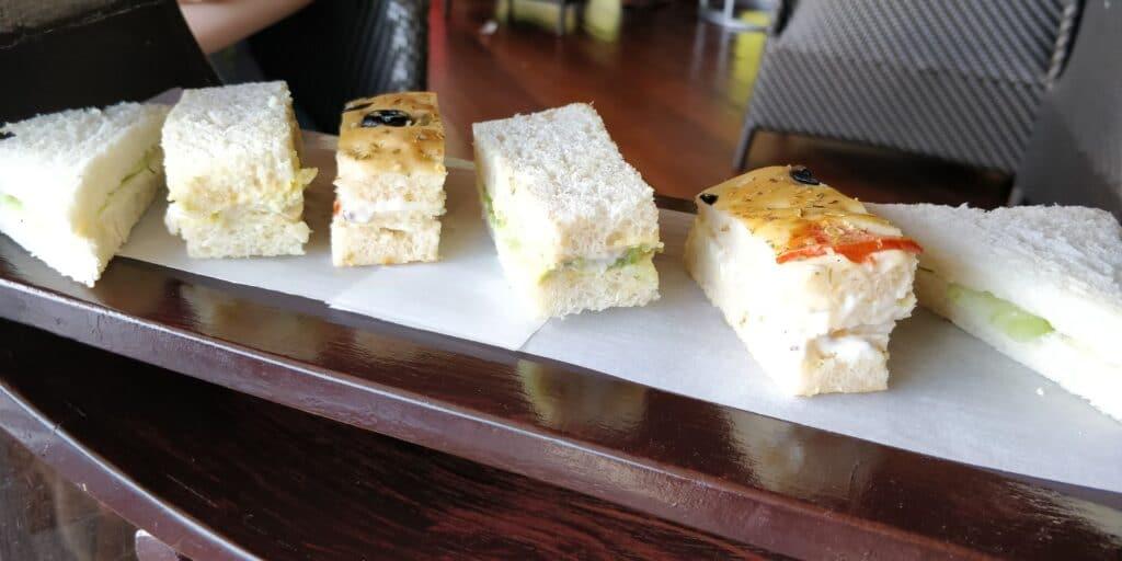 Mandarin Oriental Sanya Afternoon Tea 2