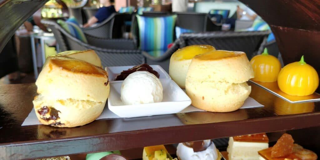Mandarin Oriental Sanya Afternoon Tea 4