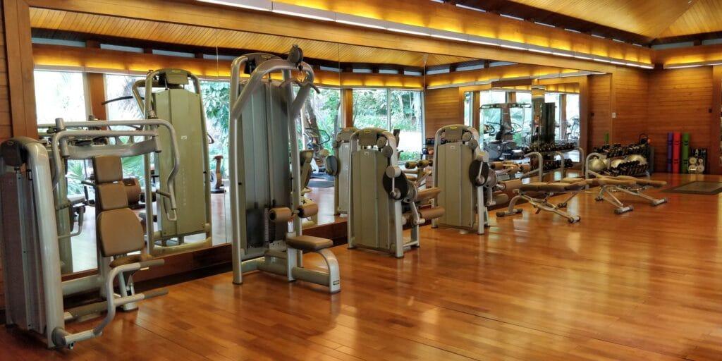 Mandarin Oriental Sanya Fitness 2