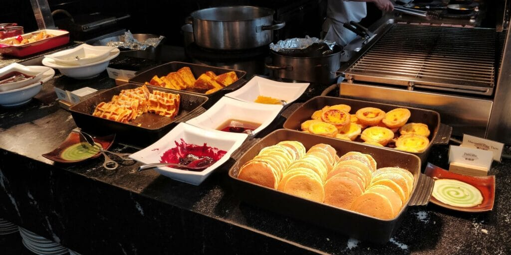Mandarin Oriental Sanya Frühstück 4
