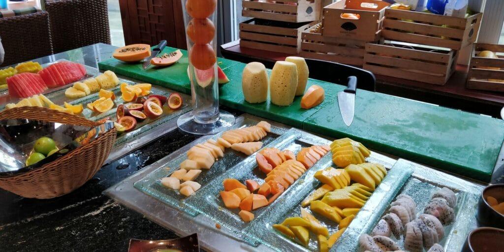 Mandarin Oriental Sanya Frühstück 5