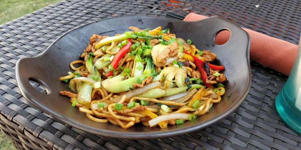 Mandarin Oriental Sanya Mittagessen