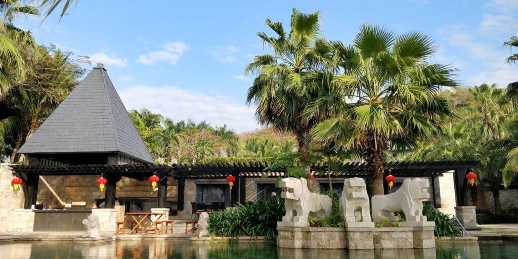 Mandarin Oriental Sanya Pool 2