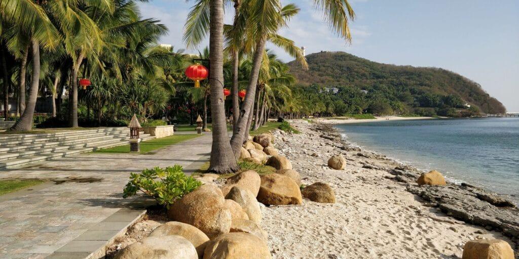 Mandarin Oriental Sanya Strand 3