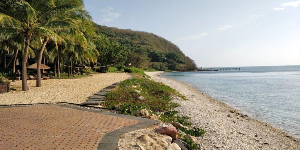Mandarin Oriental Sanya Strand 6
