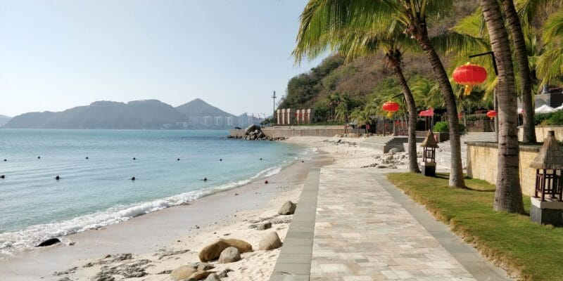 Mandarin Oriental Sanya Strand