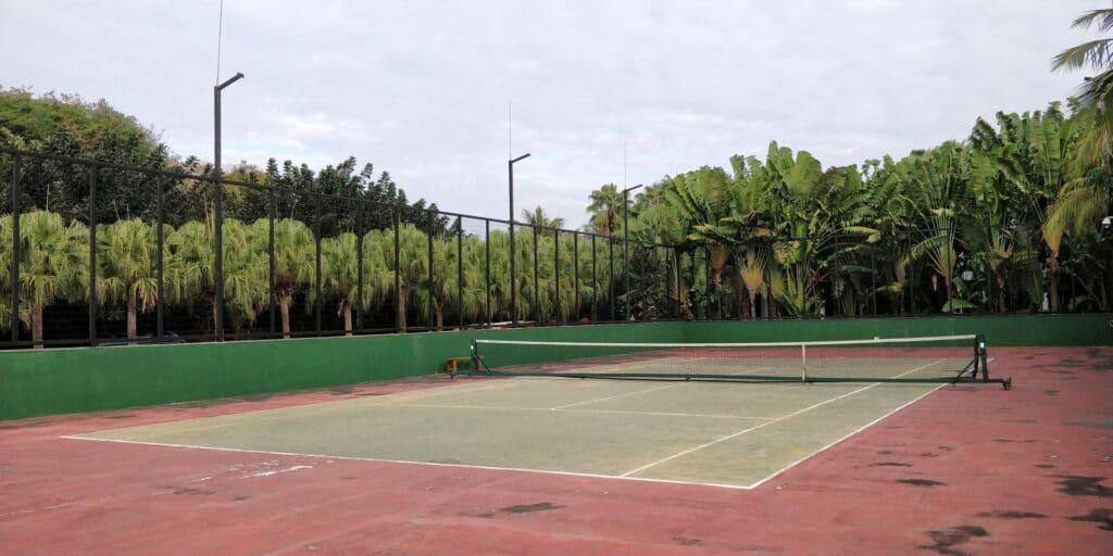 Mandarin Oriental Sanya Tennis