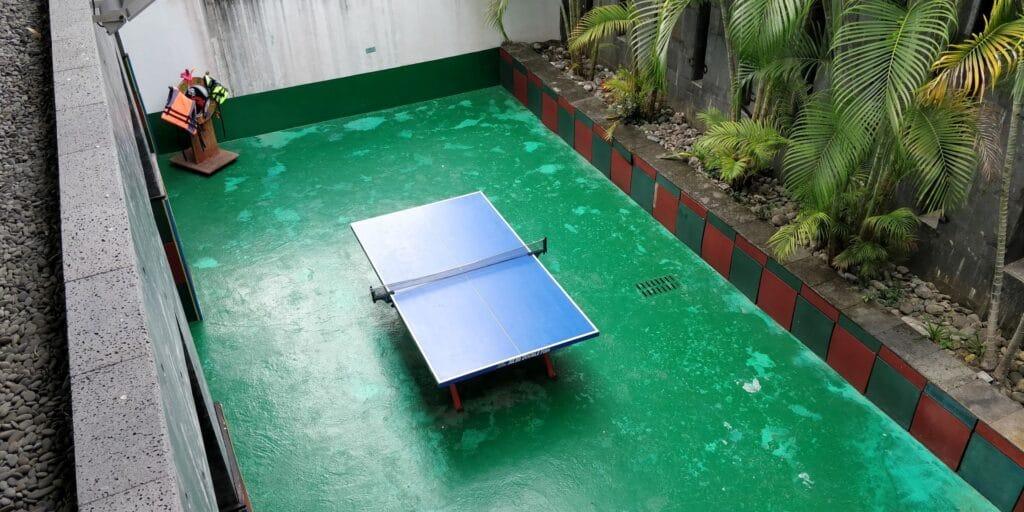 Mandarin Oriental Sanya Tischtennis