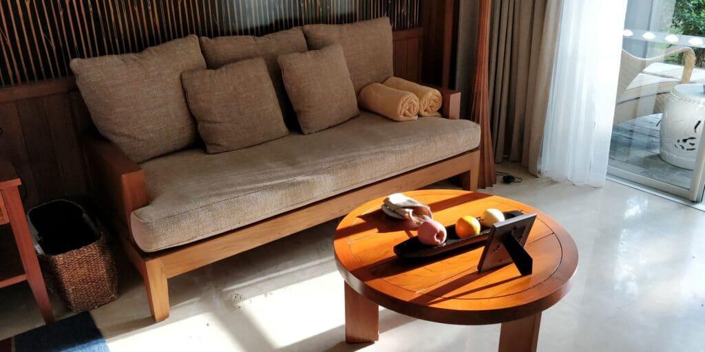 Mandarin Oriental Sanya Zimmer 3