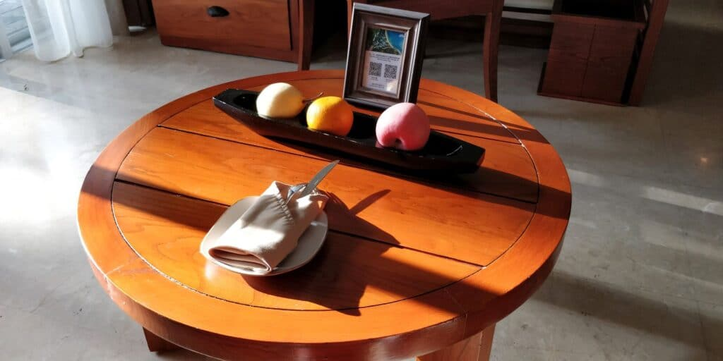 Mandarin Oriental Sanya Zimmer 4
