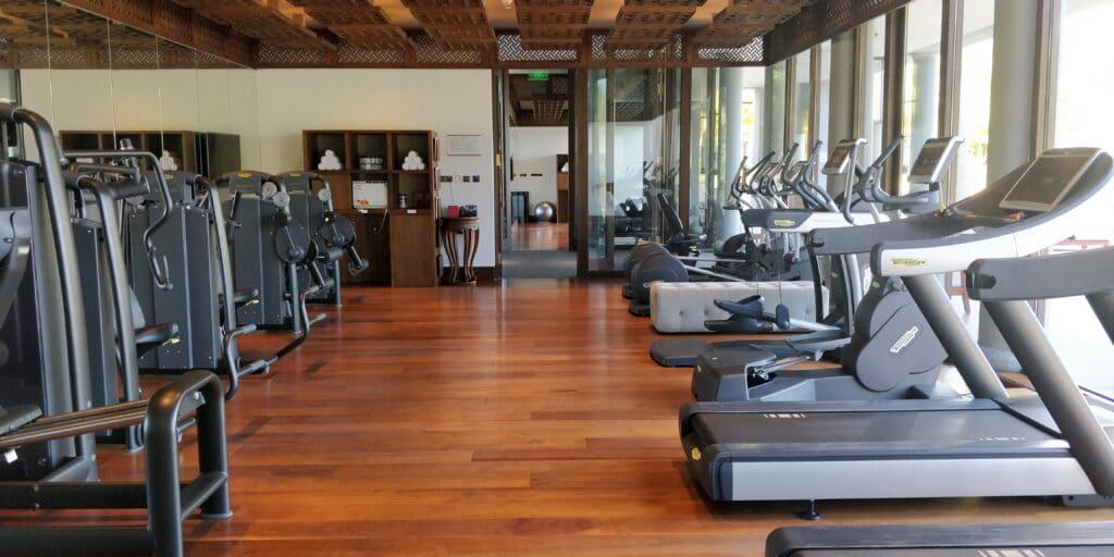 Park Hyatt Sanya Fitness 2