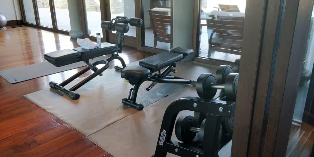 Park Hyatt Sanya Fitness 3