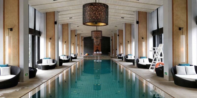 Park Hyatt Sanya Indoor Pool 3