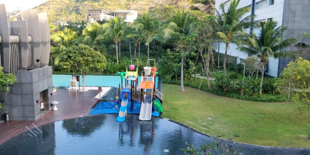 Park Hyatt Sanya Kinder Pool