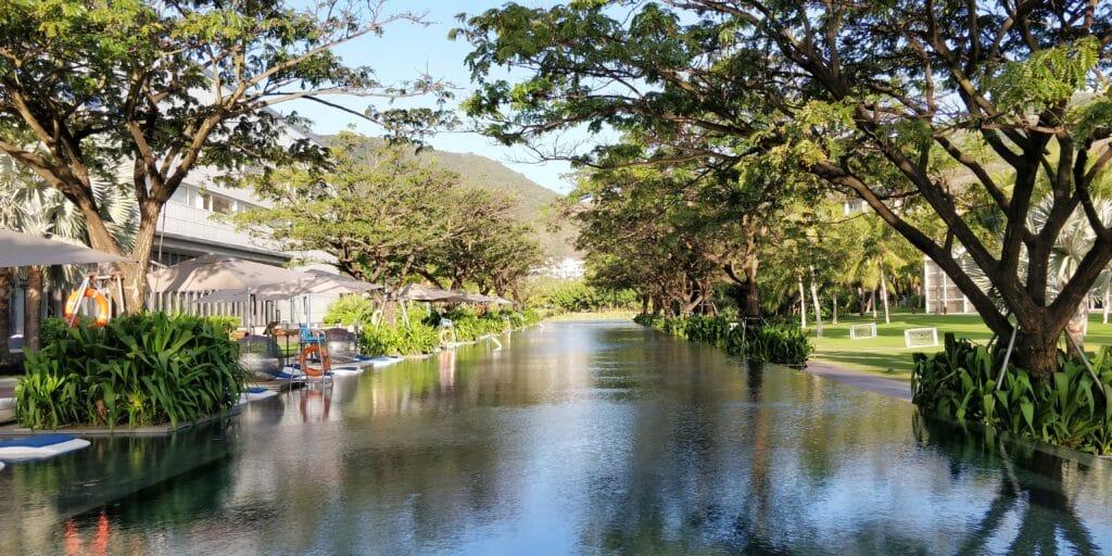 Park Hyatt Sanya Pool 2