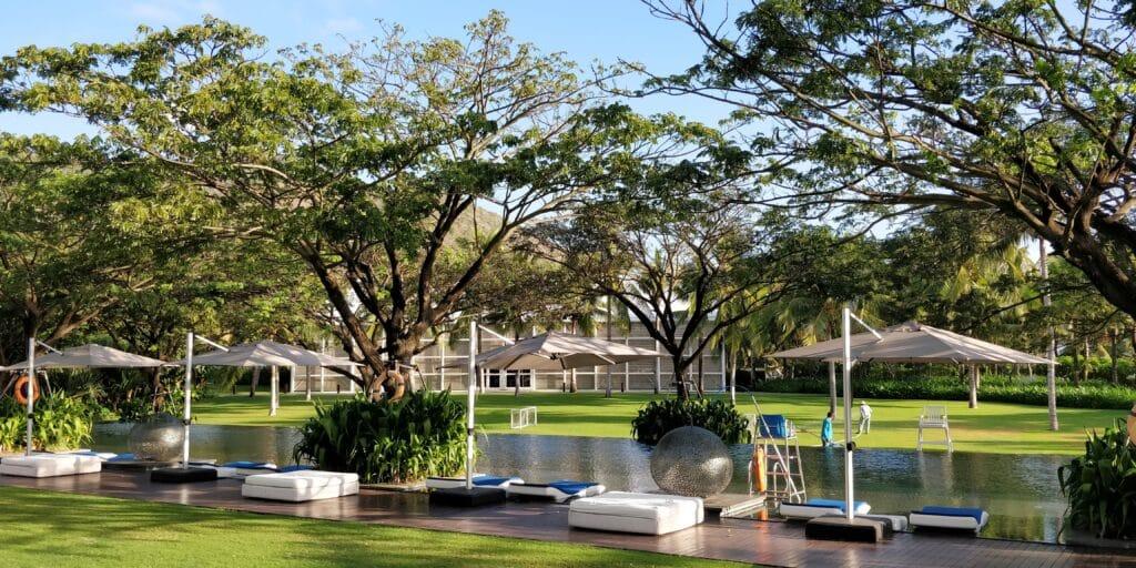 Park Hyatt Sanya Pool 5