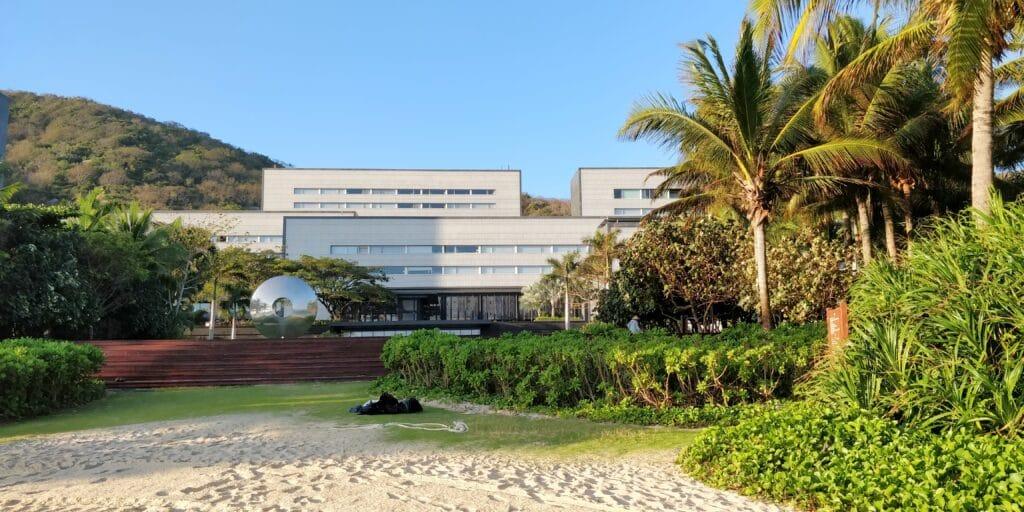 Park Hyatt Sanya Strand 6
