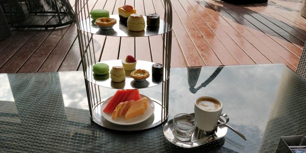 Sanya Yazhou Bay Resort Afternoon Tea