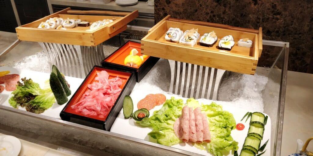 Sanya Yazhou Bay Resort Frühstück 3