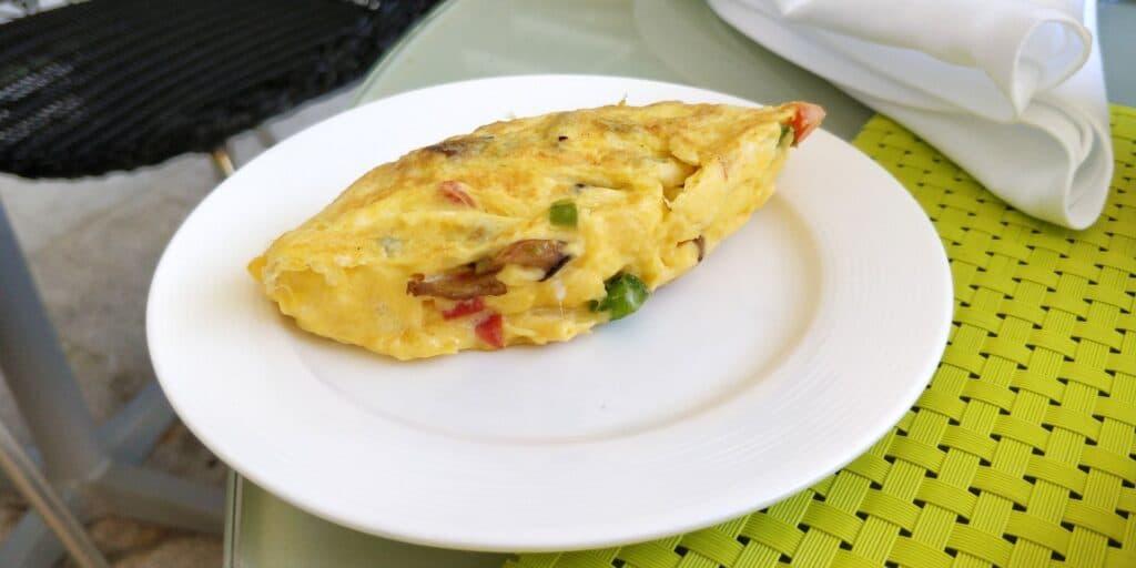 Sanya Yazhou Bay Resort Frühstück 7