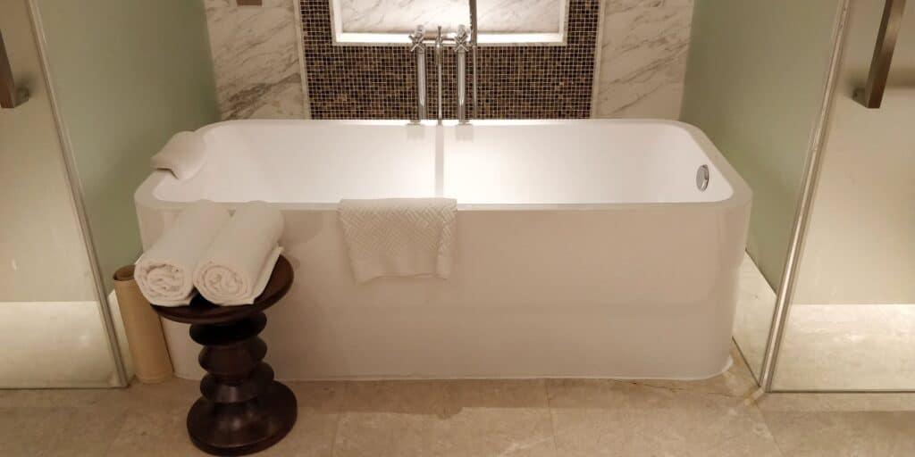 Sanya Yazhou Bay Resort Suite Bad 2