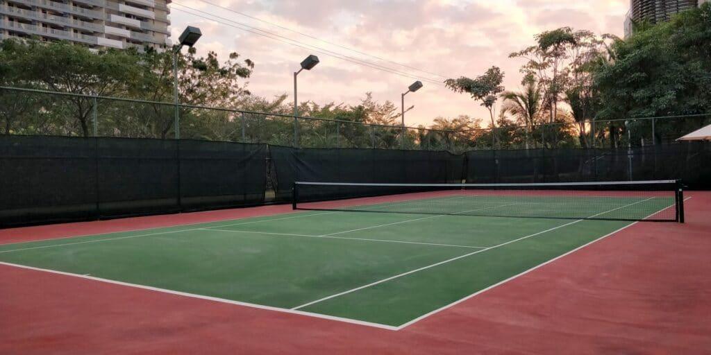 Sanya Yazhou Bay Resort Tennis
