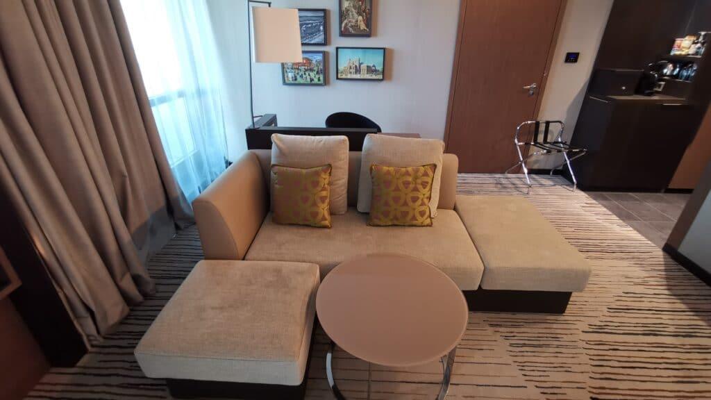Sheraton Grand Tiflis Couch