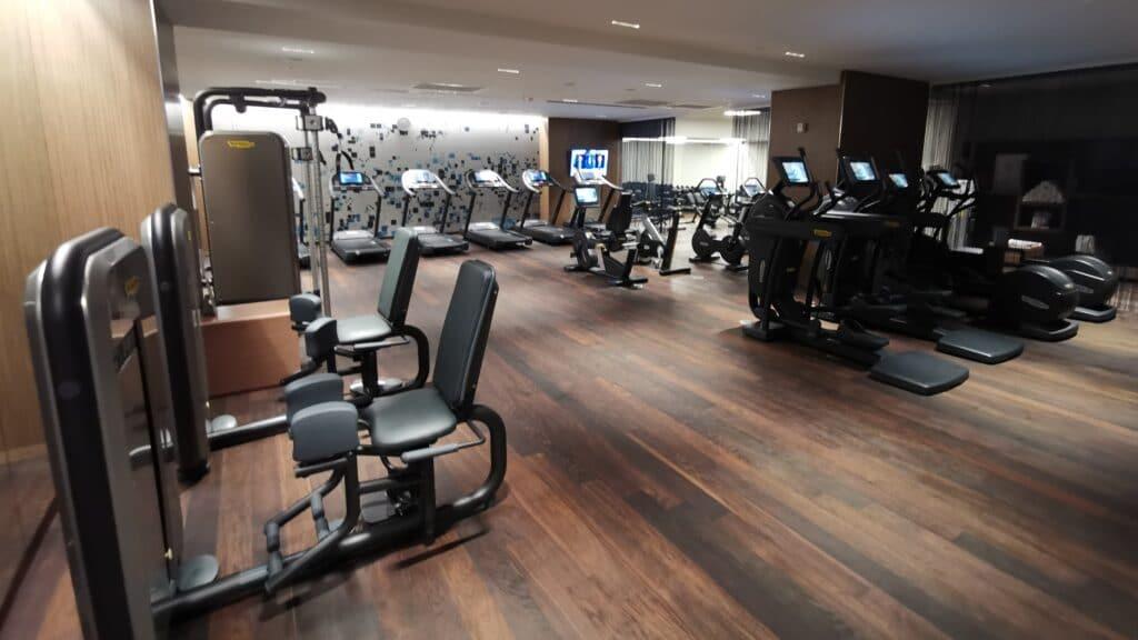 Sheraton Grand Tiflis Gym