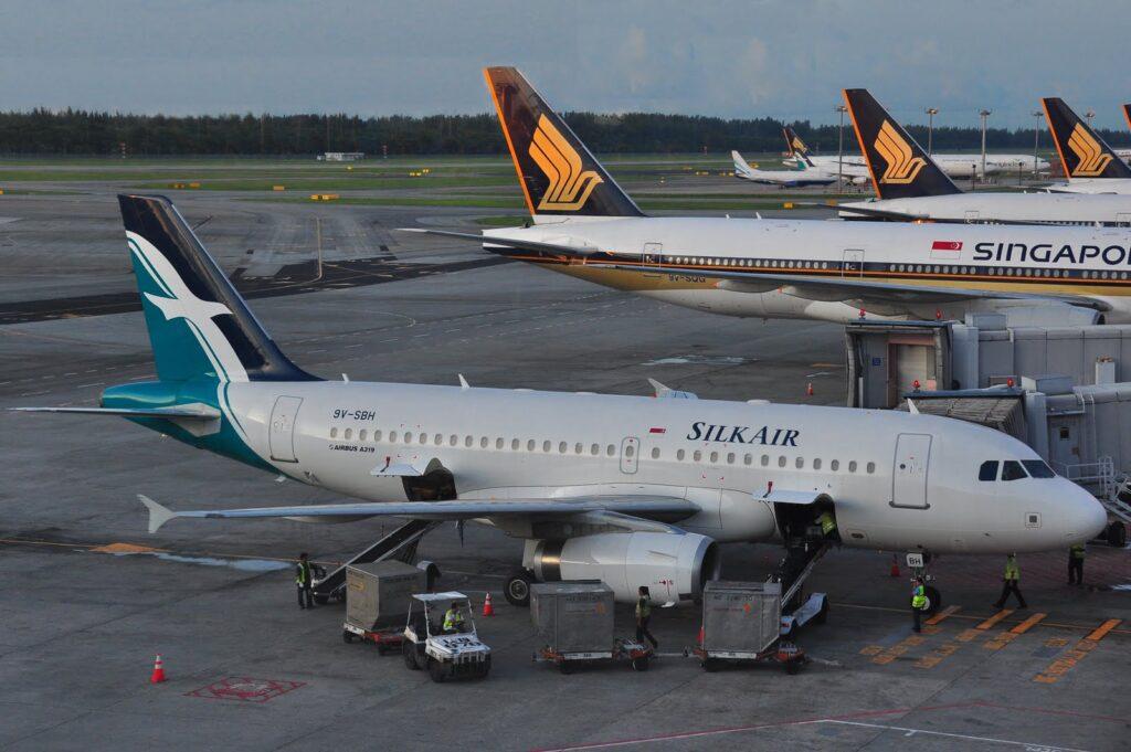 SilkAir & Singapore Airlines