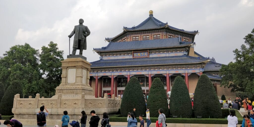 Sun Yat Sen Memorial Hall Guangzhou 3