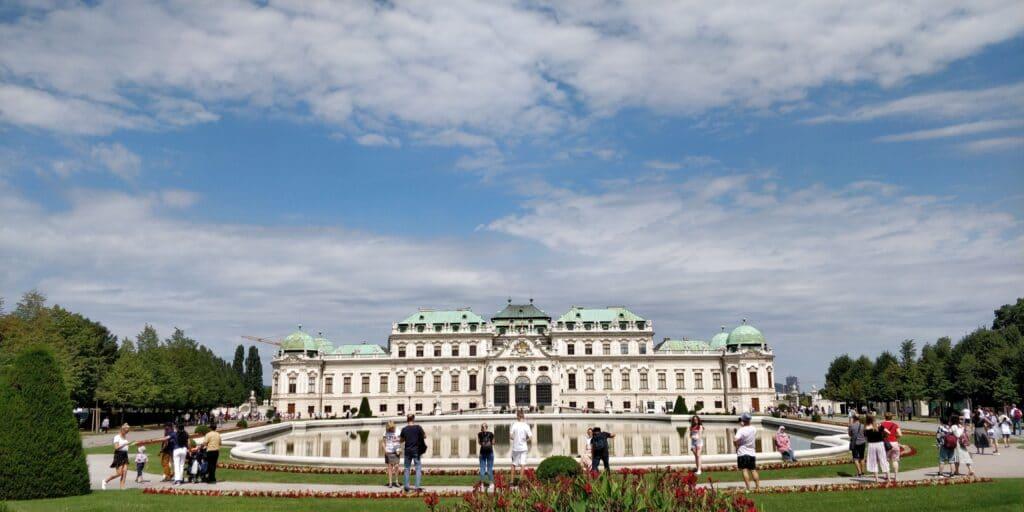 Wien Schloss Belvedere 2