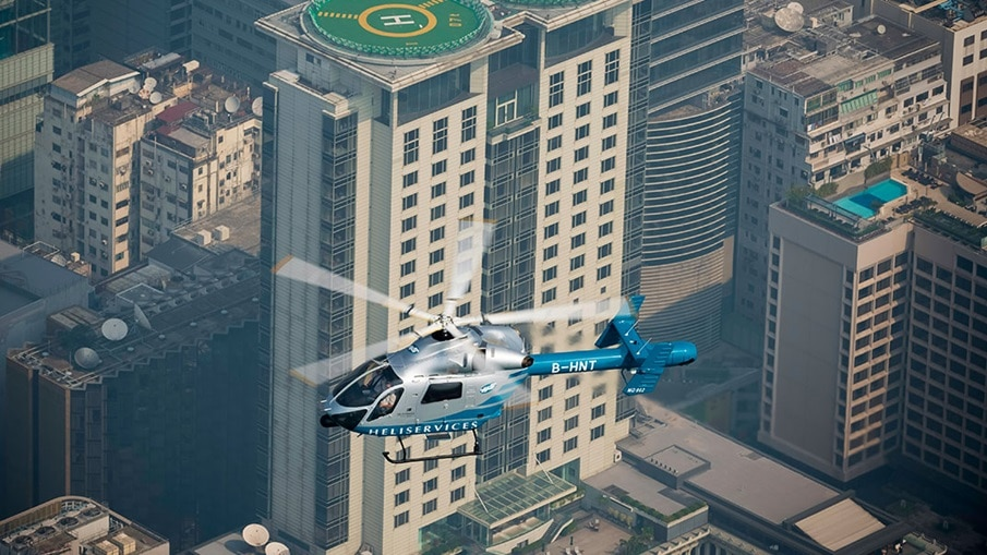 Helicopter 1074