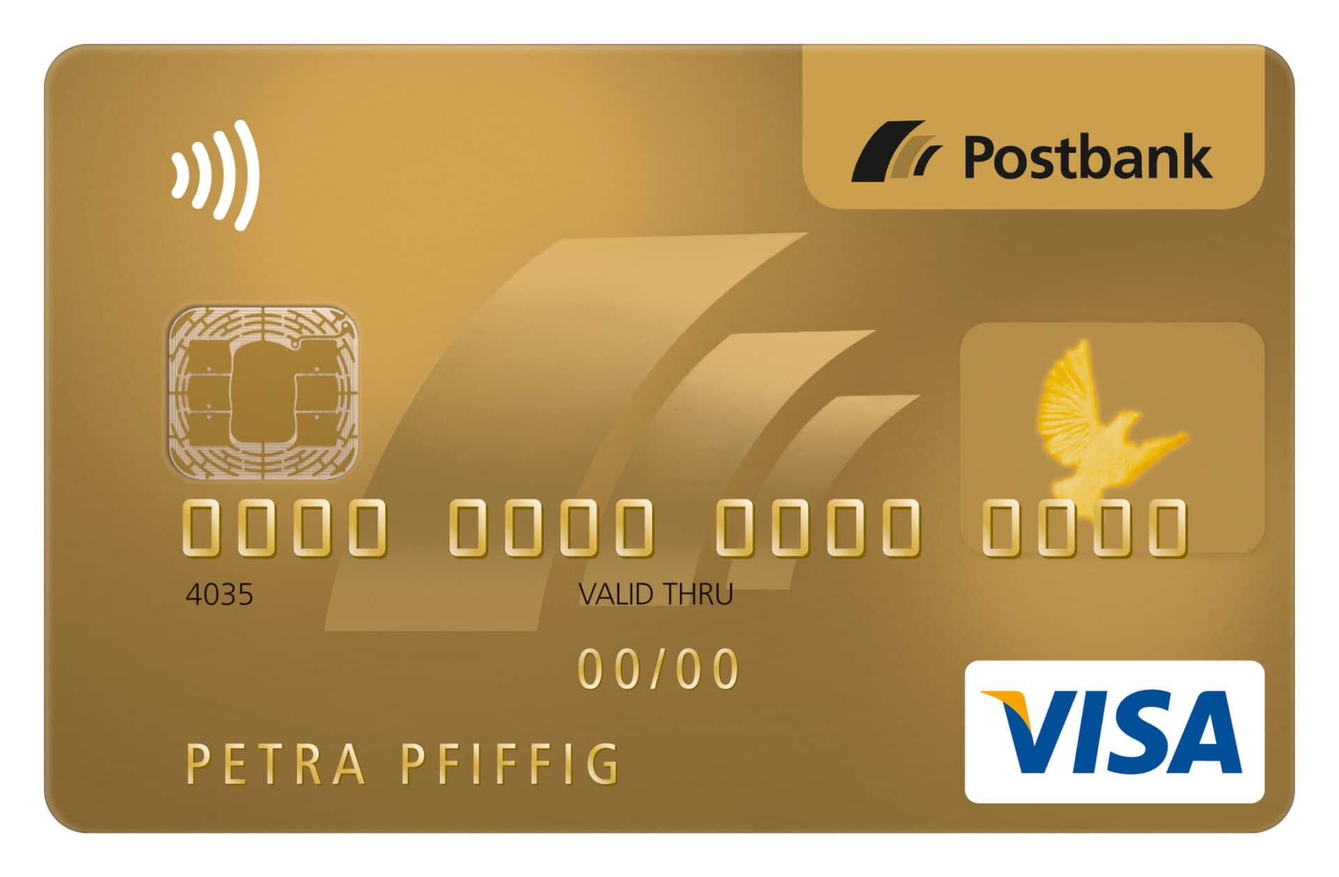 Postbank Visa Card KГјndigen