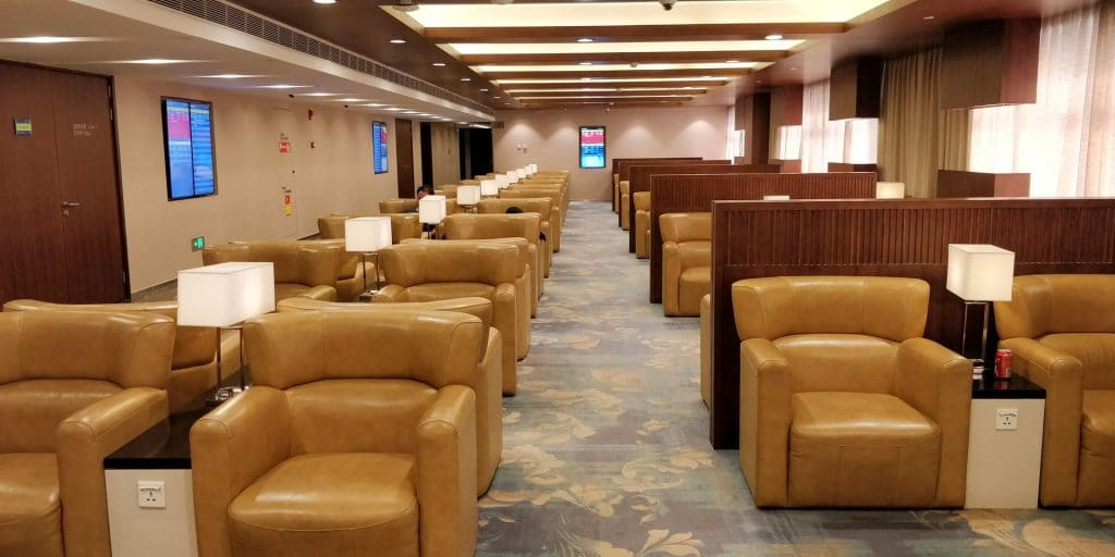 China Eastern Lounge Shanghai Pudong Terminal 1 7