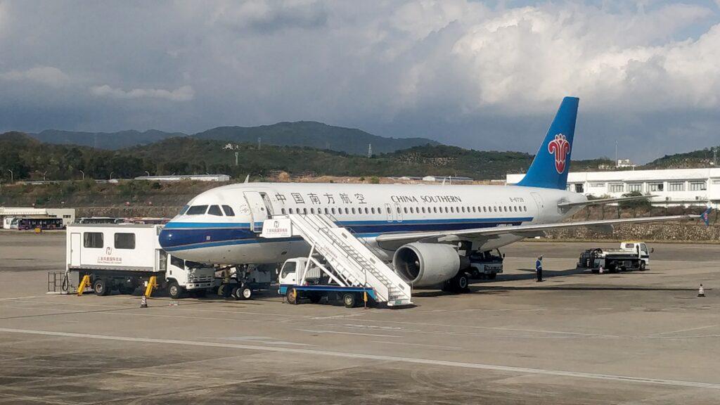 China Southern Airbus A320