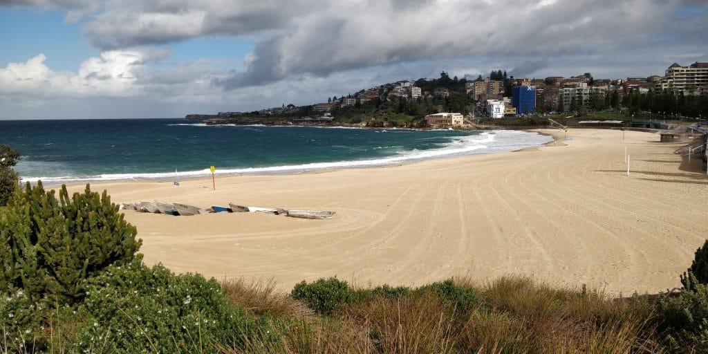 Cogee Beach Sydney