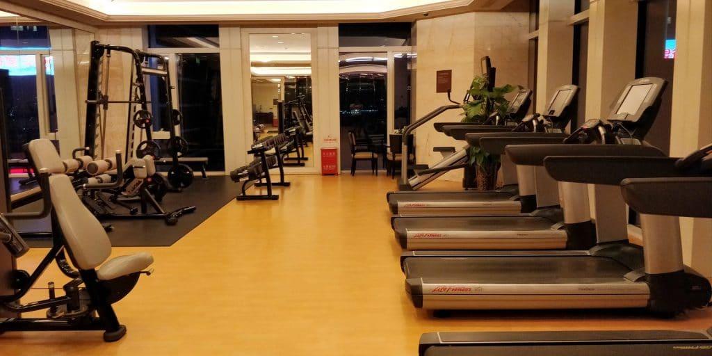 Conrad Dalian Fitness