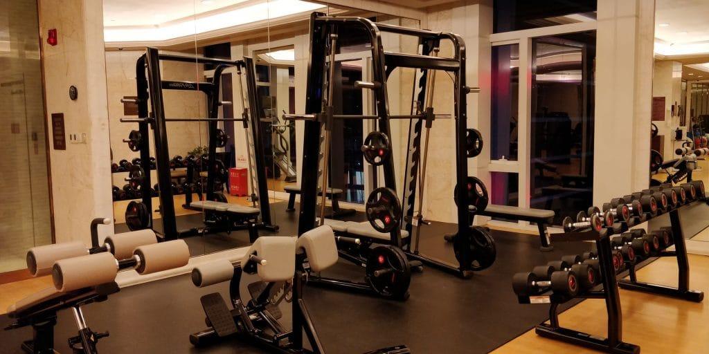 Conrad Dalian Fitness 3