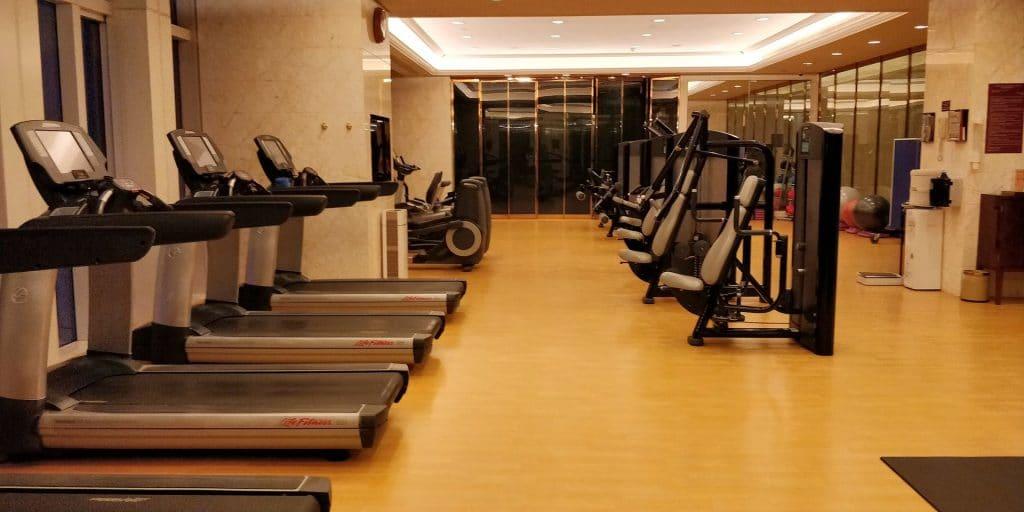 Conrad Dalian Fitness 4