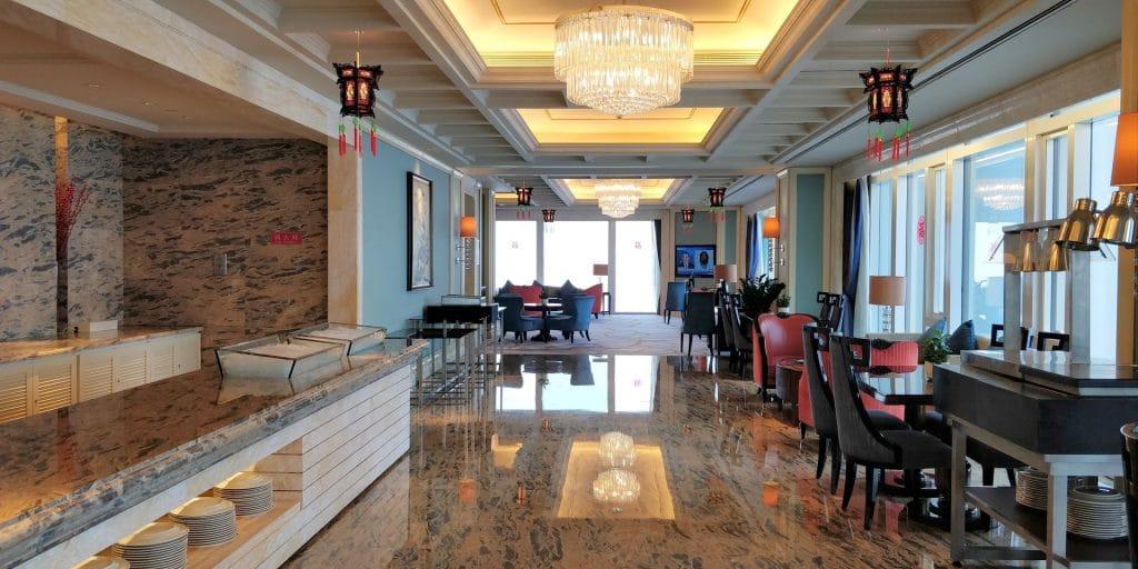 Conrad Dalian Lounge