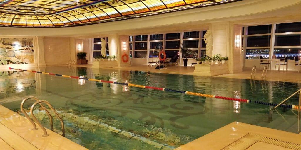 Conrad Dalian Pool