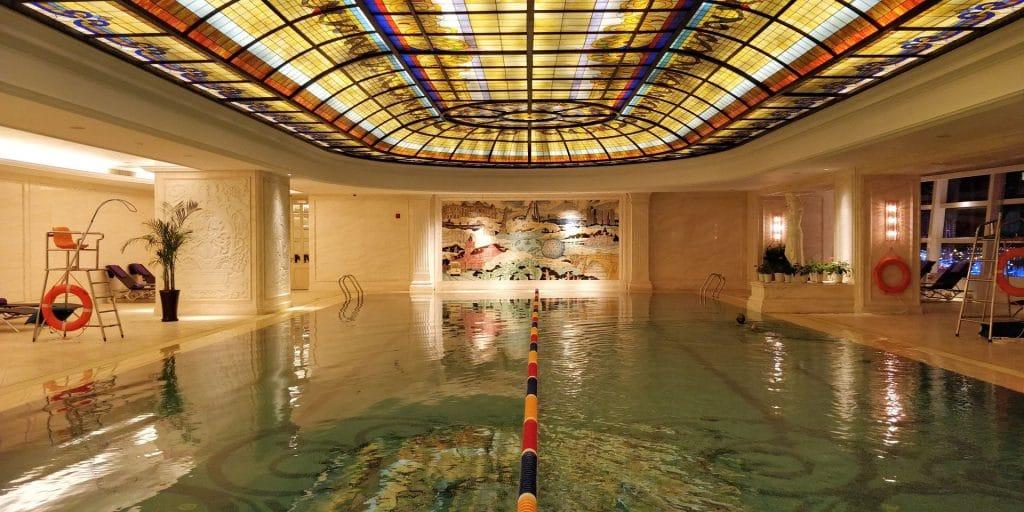 Conrad Dalian Pool 2
