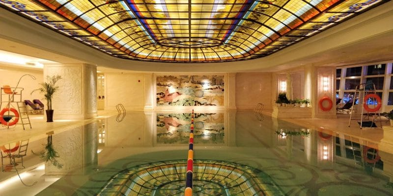 Conrad Dalian Pool 3