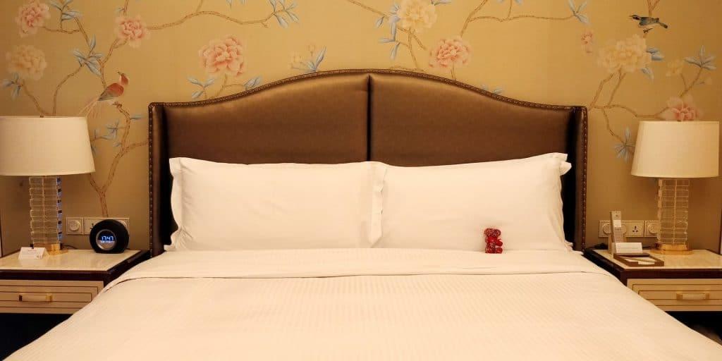 Conrad Dalian Suite Schlafzimmer 4