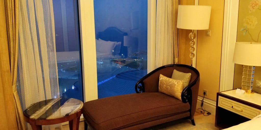 Conrad Dalian Suite Schlafzimmer 5