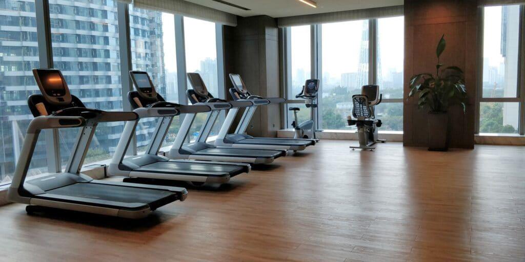 Conrad Guangzhou Fitness