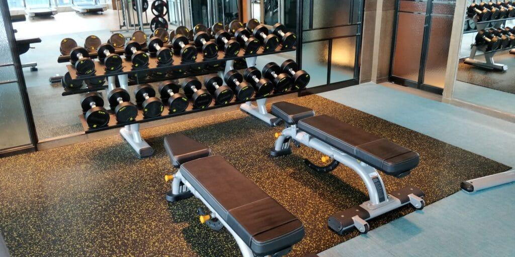 Conrad Guangzhou Fitness 3